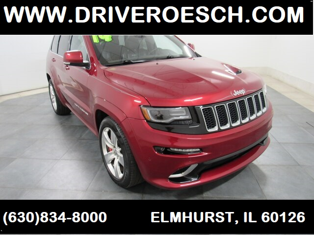 Pre-Owned 2014 Jeep Grand Cherokee SRT