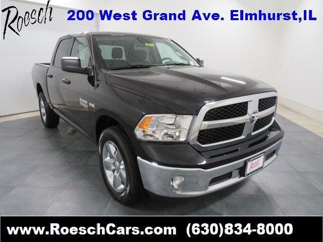 Larry Roesch Ford >> New 2019 RAM 1500 Classic Tradesman Crew Cab in Elmhurst #16379 | Larry Roesch Chrysler Jeep ...