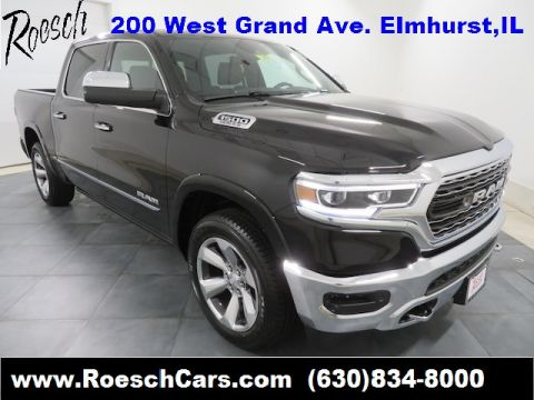 NEW 2019 RAM 1500 LIMITED CREW CAB 4X4 5'7 BOX