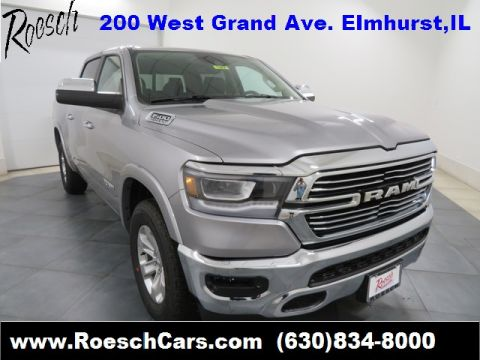 NEW 2019 RAM 1500 LARAMIE CREW CAB 4X4 5'7 BOX