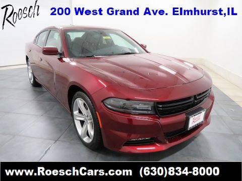 NEW 2018 DODGE CHARGER SXT PLUS RWD - LEATHER